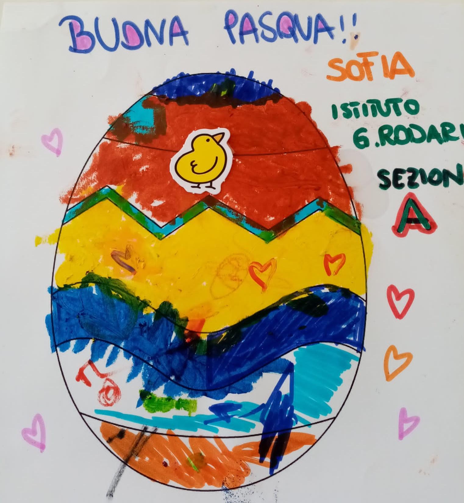 da-SOFIA-sezione-rossa-scuola-infanzia-Rodari